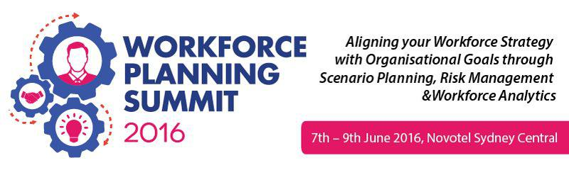 Workforce Planning Summit 2016