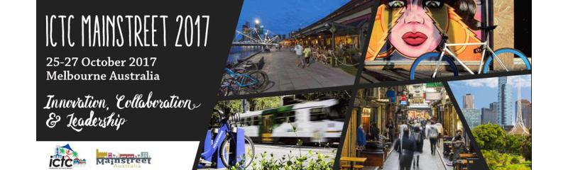 17th International Cities, Town Centres and Communities Conference & 6th National Mainstreet Australia Conference