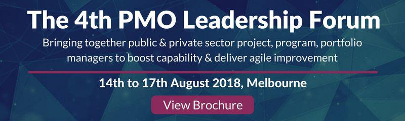 The 4th PMO Leadership Conference