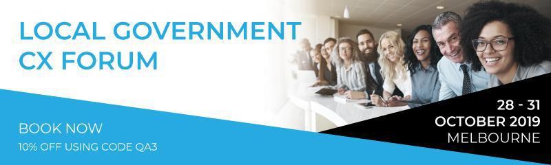 Local Government CX Forum