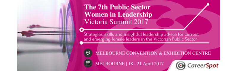 The 7th Public Sector Women in Leadership Victoria Summit 2017