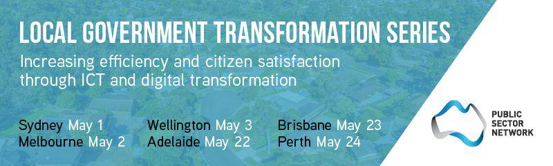 Local Government Transformation Roadshow 2018